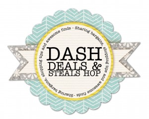 Sheaffer Told Me To DASH!!!! {Deals and Steals Hop}