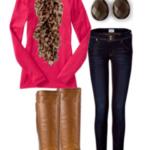Pink+Leopard = Sassafrass