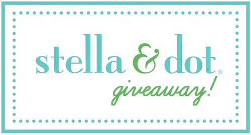 Sheaffer Told Me To A Bachelorette Told Me To and a Stella and Dot Giveaway!
