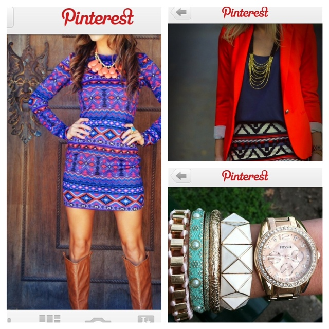 Sheaffer Told Me To Pinterest Told Sarah To!