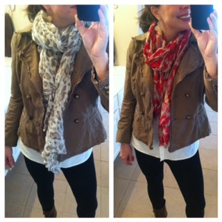 Sheaffer Told Me To Scarf Tying 101 - And Get on the Scarf bandwagon already!...and LOTS of sales!