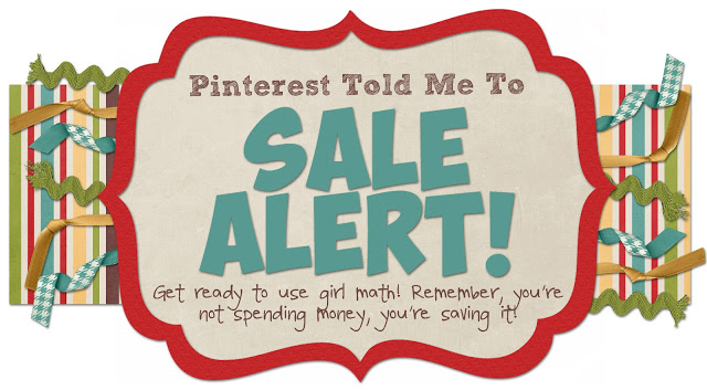 Sheaffer Told Me To I TOTALLY Have a Personal Stylist and an updated SALE ALERT!!!