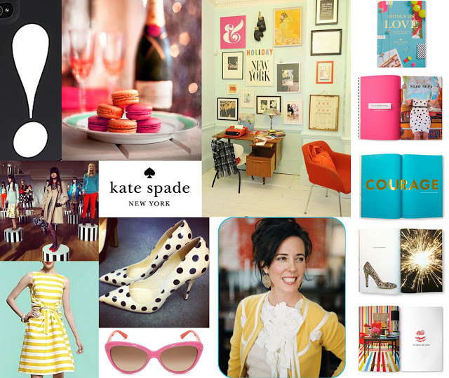 Sheaffer Told Me To Style Soiree Week 1:  KATE SPADE COLOR, PATTERN, AND FUN!