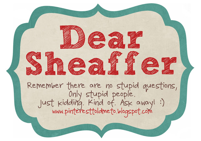 Sheaffer Told Me To What I'm Obsessed With Now:  A MUST HAVE recap and Dear Sheaffer