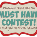 MUST HAVE contest!!!!