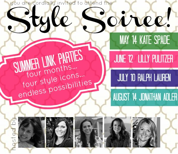 Sheaffer Told Me To Style Soiree:  Ralph Lauren