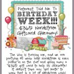 Sheaffer Told Me To Happy Birthday to US with Kendra Scott!  $500 Giveaway!   TAKE 2