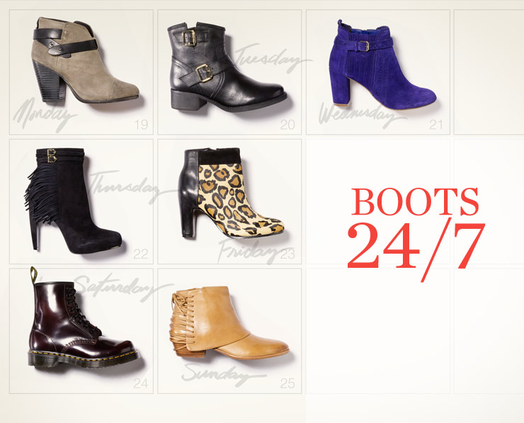 BOOTS 24/7