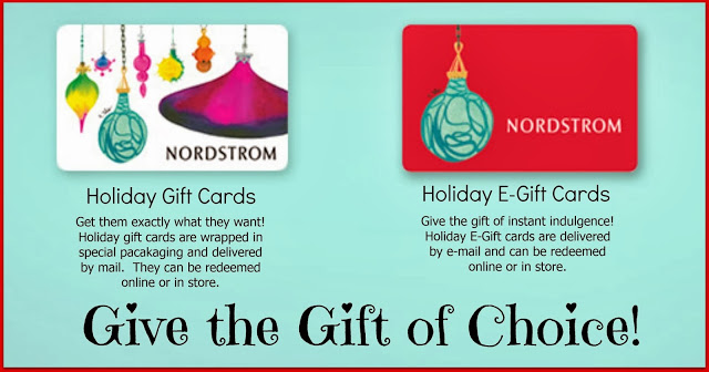 Sheaffer Told Me To On The 5th Day of Christmas:  Nordstrom ONE STOP SHOP for the family!