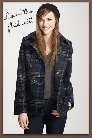 Sheaffer Told Me To On The 8th Day of Christmas: I'm MAD for PLAID and in a full blown PUFFER PANIC!