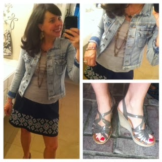 Sheaffer Told Me To THE MUST HAVE DENIM JACKET IS BACK!!!!!!  AND A LOFT FLASH SALE UNTIL 10 a.m!!!!!!!!!