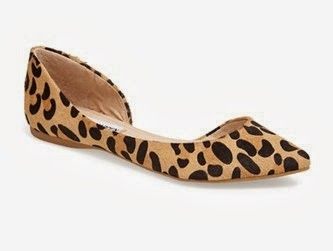 Sheaffer Told Me To Leopard Flats FOR THE WIN!