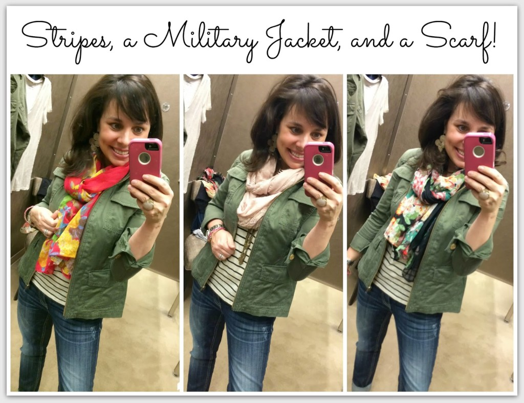 Sheaffer Told Me To Military Jacket 101