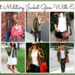 Military Jacket 101