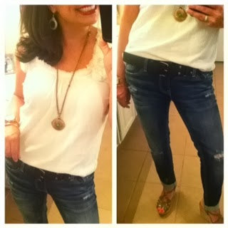 Sheaffer Told Me To Cuffed Jeans and Pink Jeans FOR THE WIN!!!!!