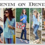 Denim on Denim.  Yeah, I'm Going There.