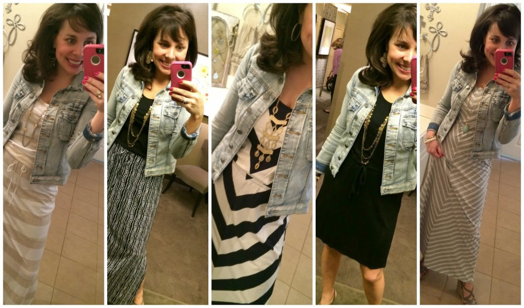 Sheaffer Told Me To Short and Sweet Post: More Spring Dresses!