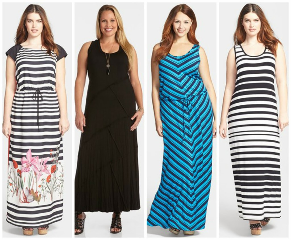 Sheaffer Told Me To MAXI DRESS FOR THE WIN!!!  Your Guide To Looking Tall and Skinny.