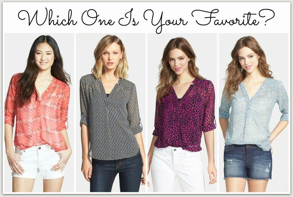 1 Shirt, 5 Ways!