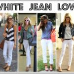 WHITE JEANS FOR THE WIN!