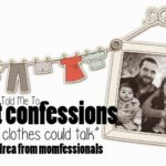 Closet Confessions:  Andrea from Momfessionals