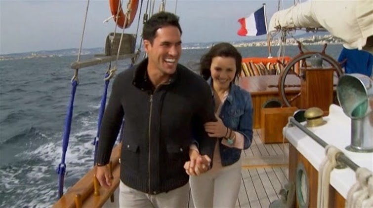 Sheaffer Told Me To Bachelorette Episode 5: They're in France Y'all! :)