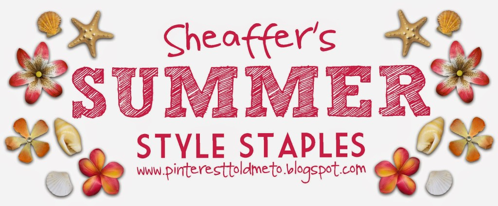 Sheaffer Told Me To THE ULTIMATE SUMMER GIVEAWAY! And Some Summer Favorites of my own!