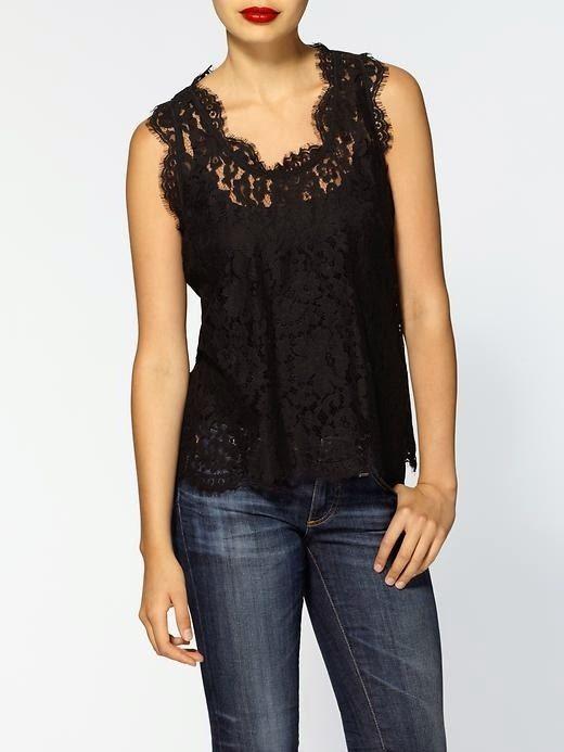 Let's Get Fancy with Black Lace