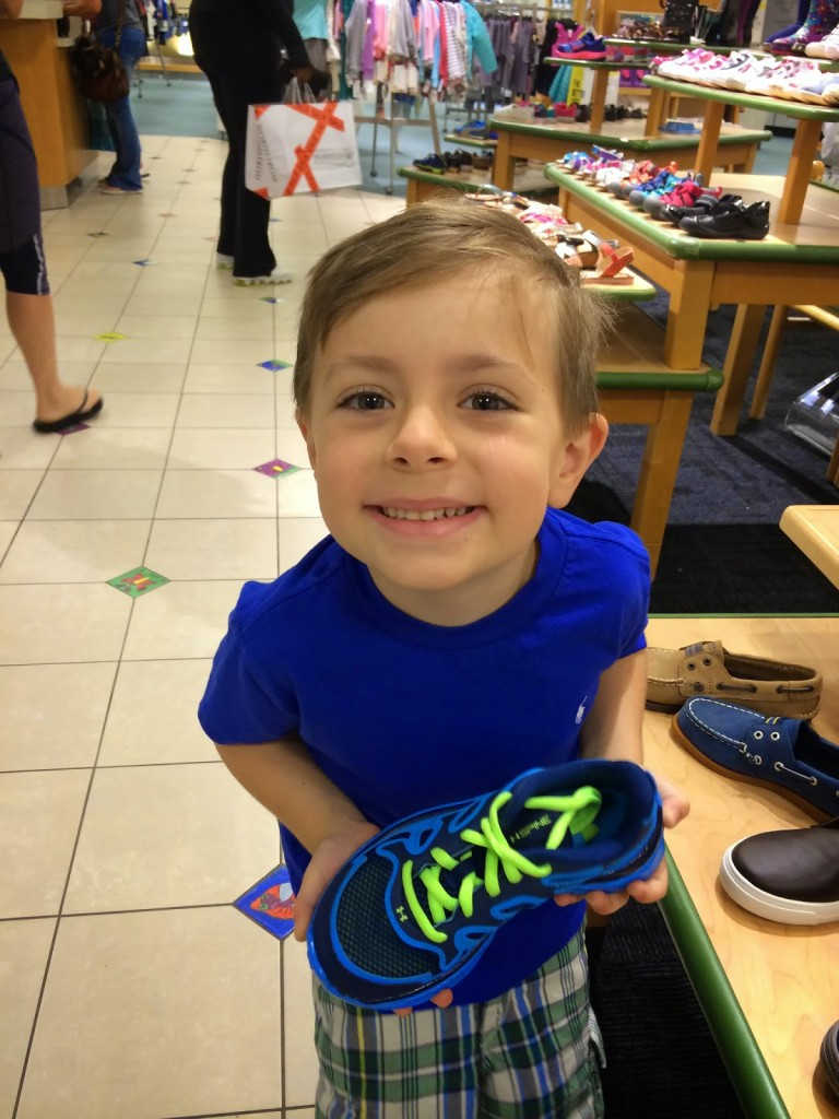 Sheaffer Told Me To Nordstrom Anniversary Sale Kids Shoes....and some AWESOME Score Report previews!