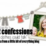 Sheaffer Told Me To Closet Confessions:  Joni from Lay Baby Lay!