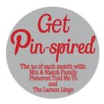 Sheaffer Told Me To Get Pin-spired: Brought to You Today by the Most Worn Item In My Closet!