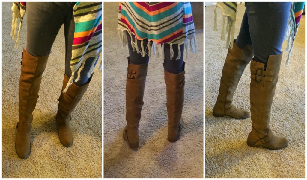 Sheaffer Told Me To The Case for Over-the-Knee Boots