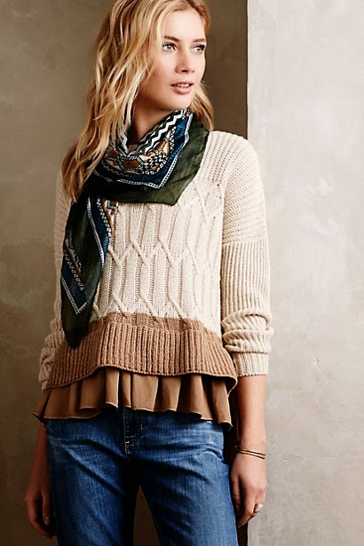 Sheaffer Told Me To PTMT Free Shipping code for Anthropologie with NO MINIMUM! + 20% OFF SWEATERS!