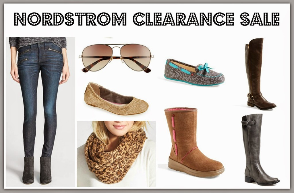 Sheaffer Told Me To Nordstrom Clearance LAST CHANCE Picks!...and some SANTA ALERTS!