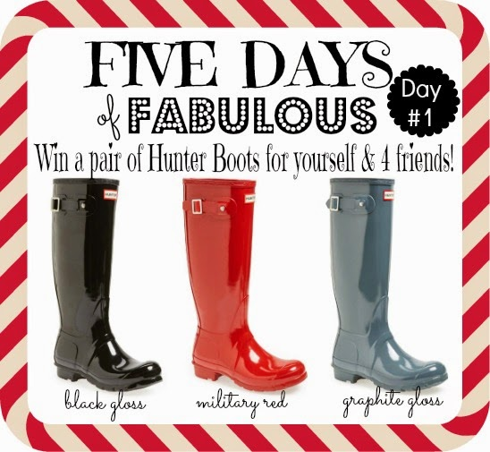 Sheaffer Told Me To FIVE DAYS OF FABULOUS Day #1 GIVEAWAY and BEST CYBER MONDAY DEALS!
