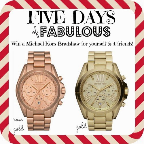Sheaffer Told Me To Five Days of Fabulous Day #2 , WATCH-A-PALOOZA, and some Santa Alerts!