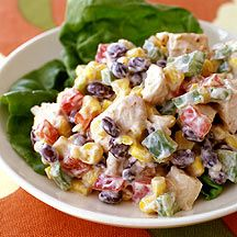 Weight Watchers Tex-Mex Chicken Salad