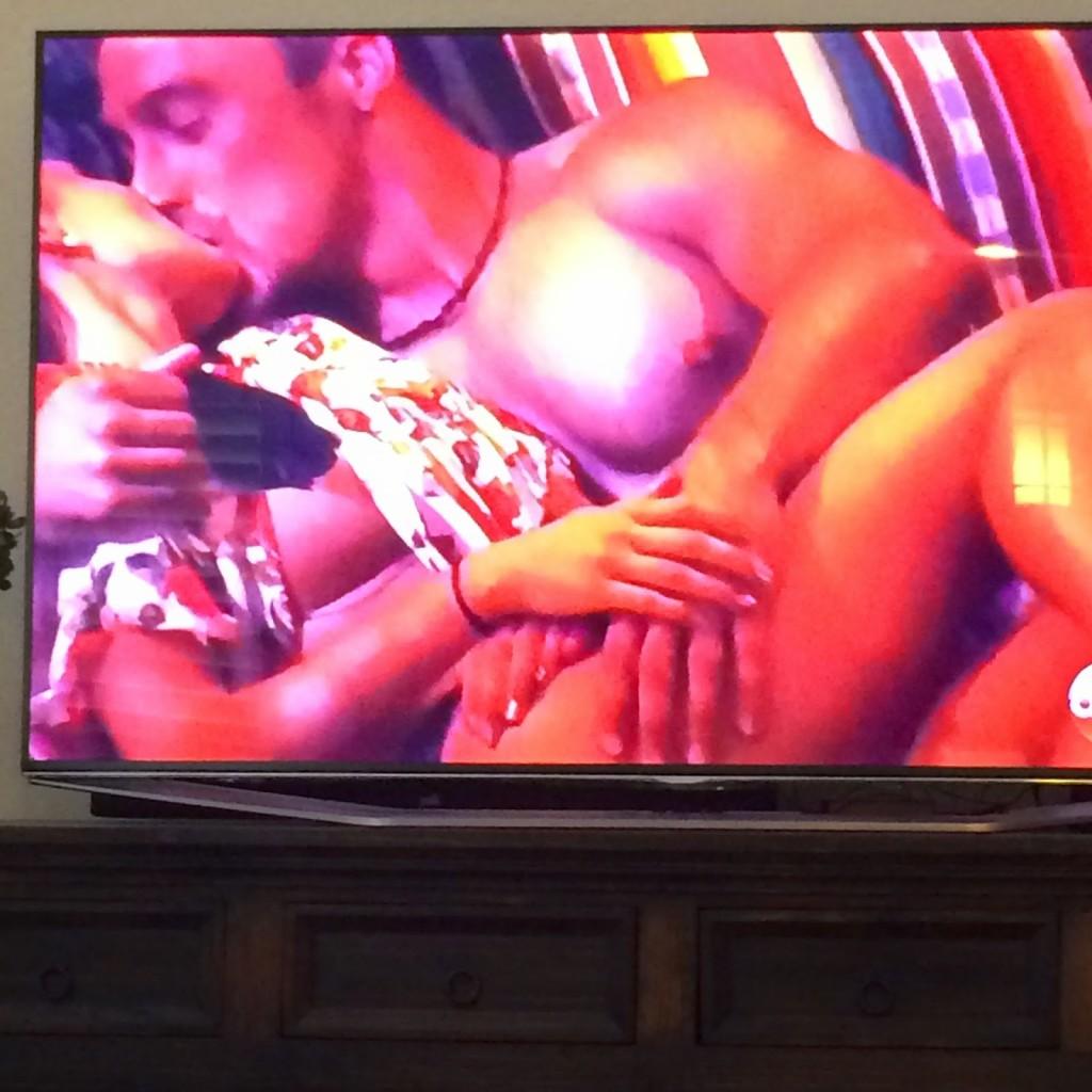 Bachelor pad women nude #4