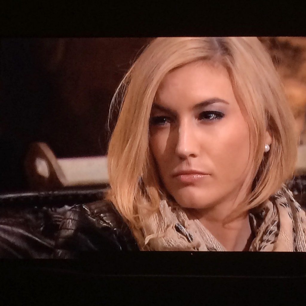Sheaffer Told Me To The Bachelor Episode 6: Brought to You  by Whitney's Death Stare