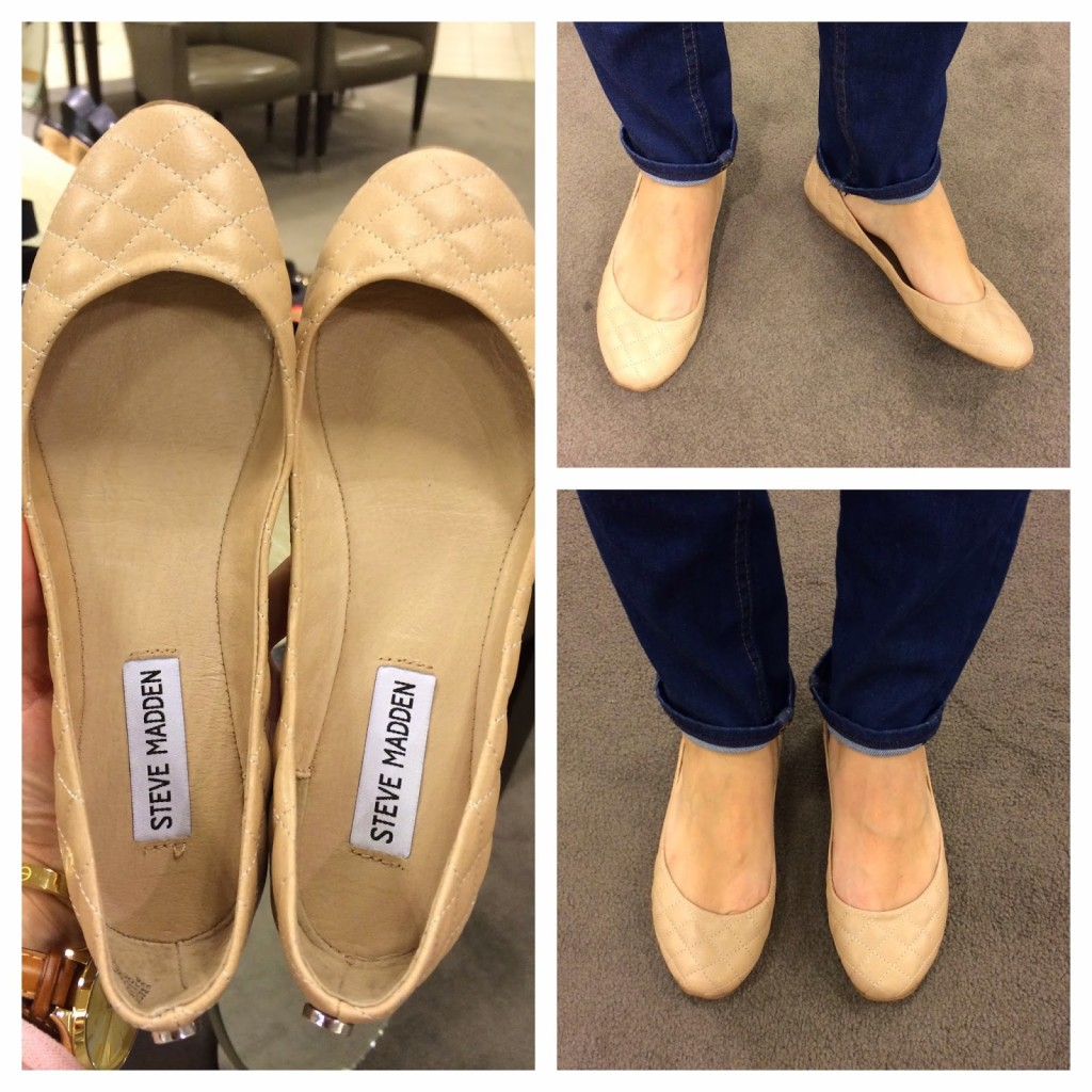 328fe9e3039 Friday Favorites Sheaffer Told Me To. Steve madden ecentrcq quilted fashion  sneakers olive ballet flats ...