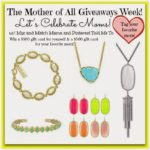 Kendra Scott Mother's Day Giveaway!  AND A DISCOUNT CODE!