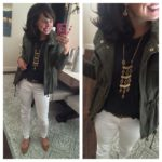 White, Grey, Gold….and Military!!!
