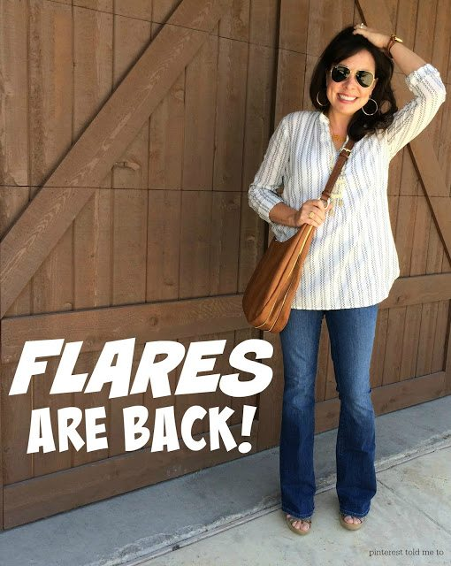 Sheaffer Told Me To FLARE JEANS ARE BACK!
