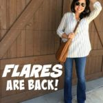 FLARE JEANS ARE BACK!