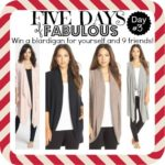 Five Days of Fabulous Day 3: THE GIFT OF COZY