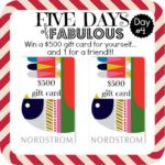 Five Days of Fabulous Day 4:  The Gift of Choice!