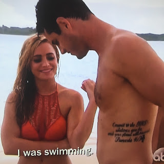 Sheaffer Told Me To The Bachelor Episode 6 Recap:  When Pigs Swim