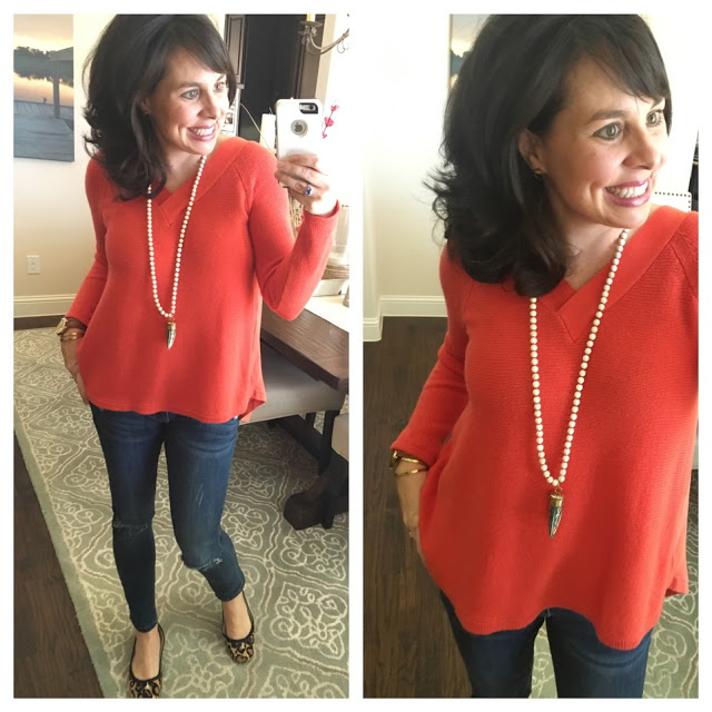 Sheaffer Told Me To Friday Favorites:  Jewelry, Jeans, and a Cardi!