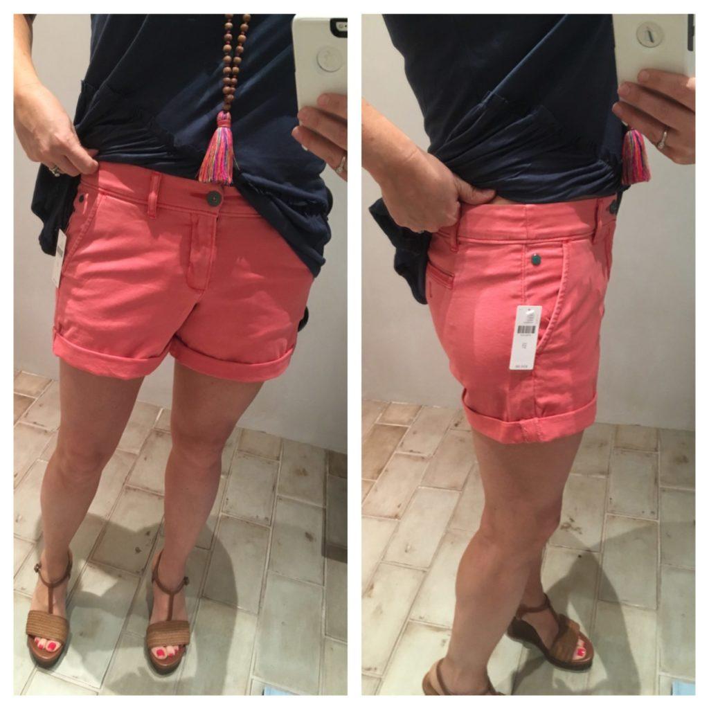 antrhopologie pilcro shorts