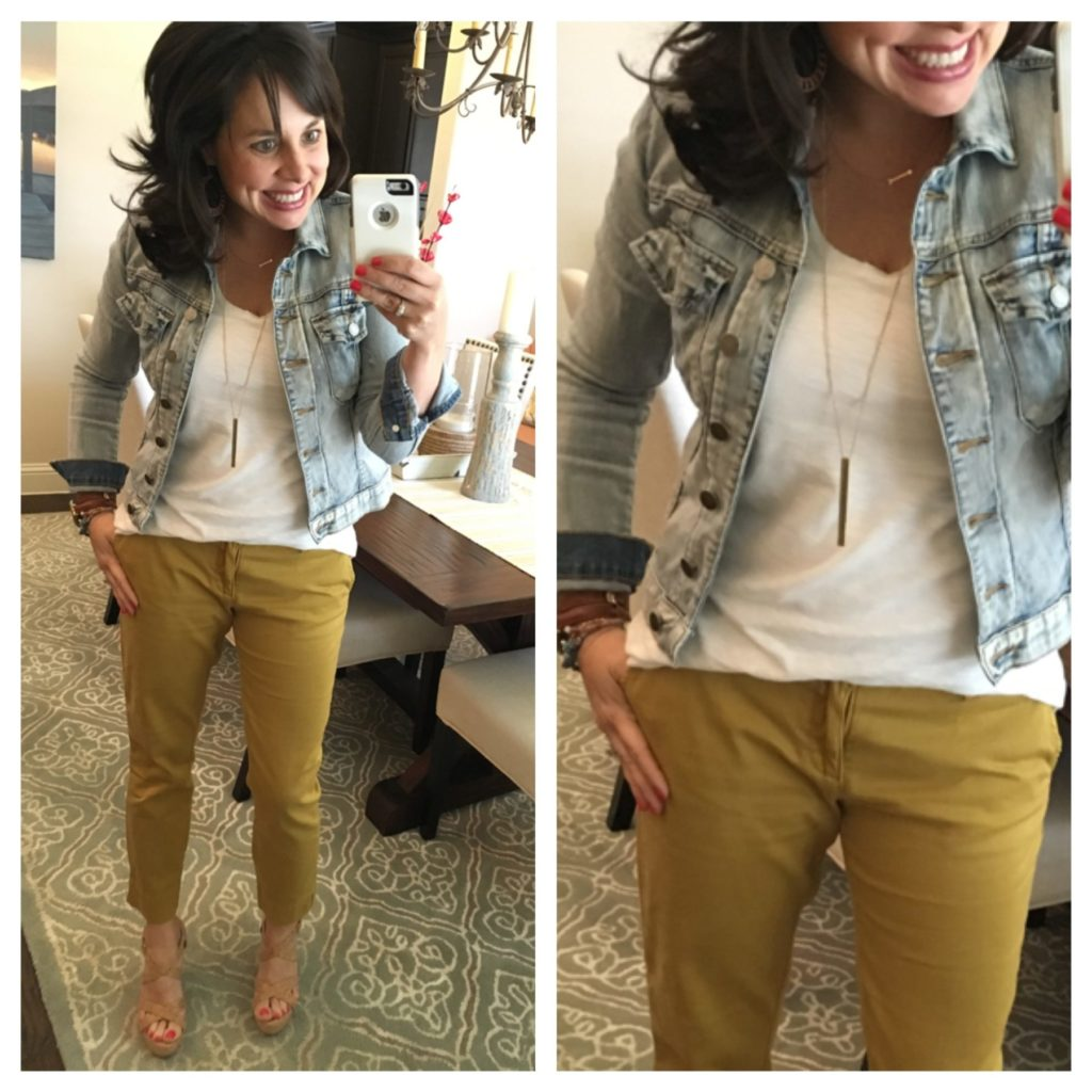 The New Blog! Some New Pants! And a HUGE Giveaway!  ;)